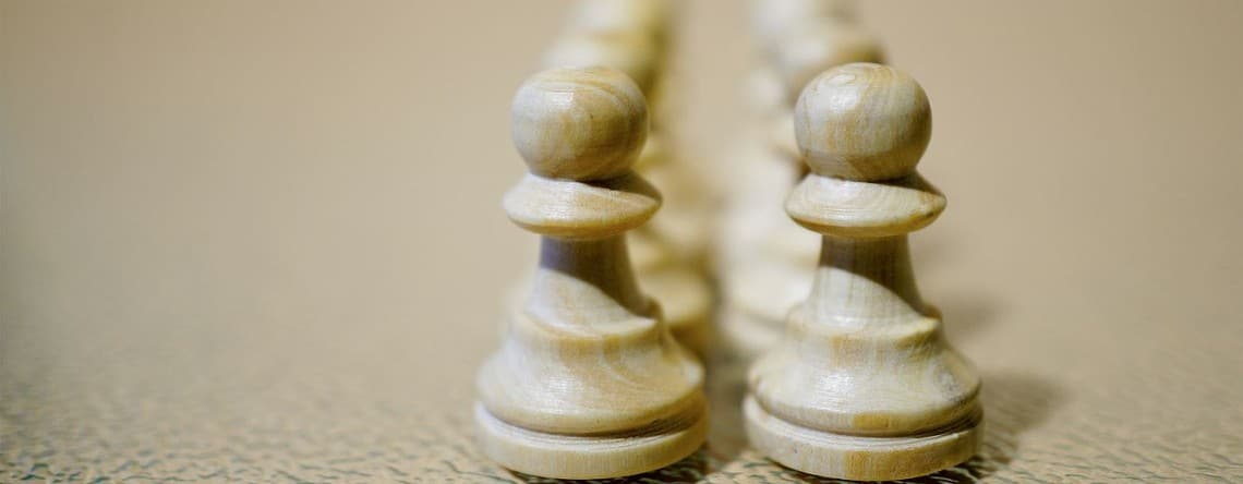 6 Chess Puzzles on How Pawns Move